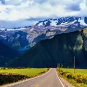 歴史をイメージする「道」の写真