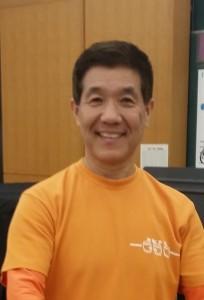 天竜太鼓会長の顔写真